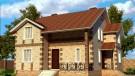 Главный фасад дома